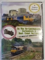 TERMINUS PUBLICATIONS TP015D Diesels On The Ex-Lancashire, Derbyshire & Eastcoas